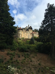 Cragside House, once home to Mr Armstrong, who must have had the shining...